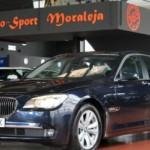 El BMW 750, fue el elegido para rodar El mañana nunca muere. En AutoScout24 es posible encontrarlo a partir de 30.000 euros