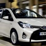 Toyota Yaris: 4.429 unidades.