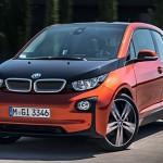 BMW i3: 251 unidades.