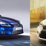 Lexus IS 300 h y CT 200: 4.620 unidades.