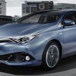Toyota Auris: 7.668 unidades.