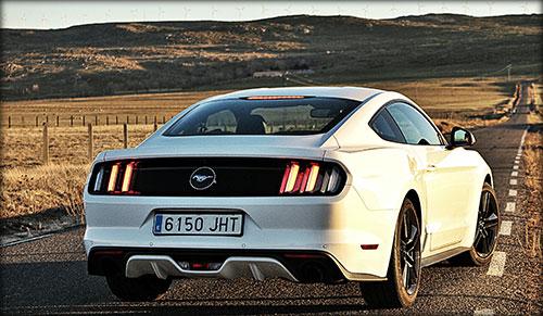 El nuevo Mustang es la sexta generación del icónico modelo norteamericano.