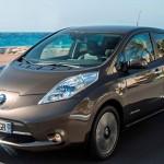 Nissan Leaf: 344 unidades.