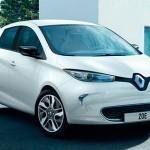 Renault Zoe: 312 unidades.