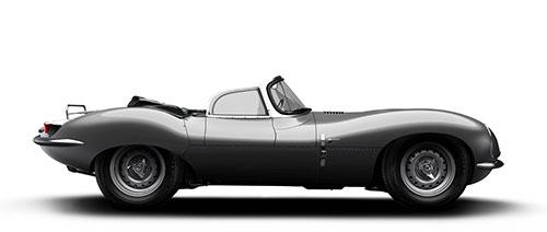 Jaguar-XKSS-Side-Render-Preview
