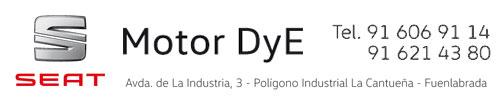 Motor DyE (Seat)
