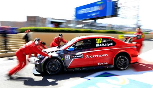 Jose-Maria-Lopez-(Citroën-C-Elysée)--WTCC-Marrackech-Carreras