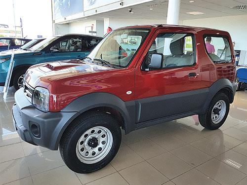 Suzuki-Madrid-Jimny