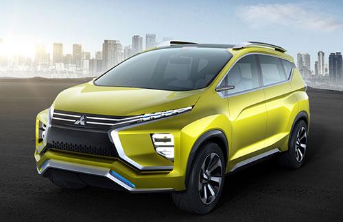 Mitsubishi-XM-Concept