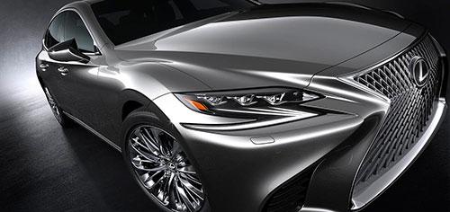 1-LexusLS2018_front