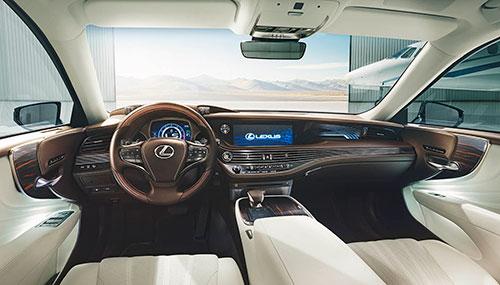 2-LexusLS2018_Interior