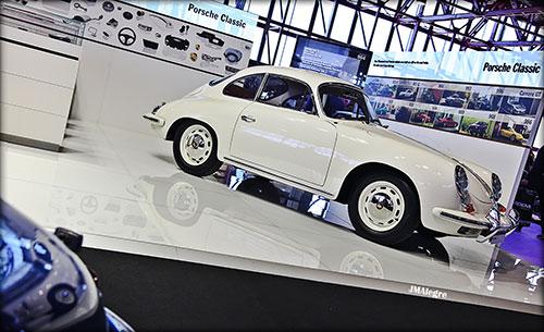 Porsche 356 B perfectamente restaurado